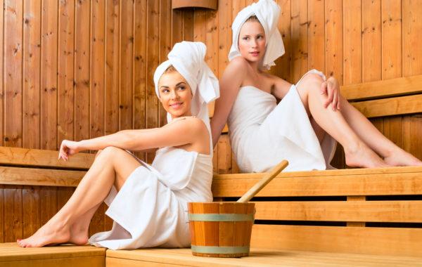 Privé-sauna